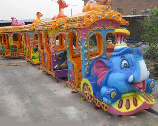 amusement park train manufacturers