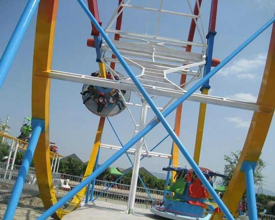 Carnival Ferris ring car ride for sale