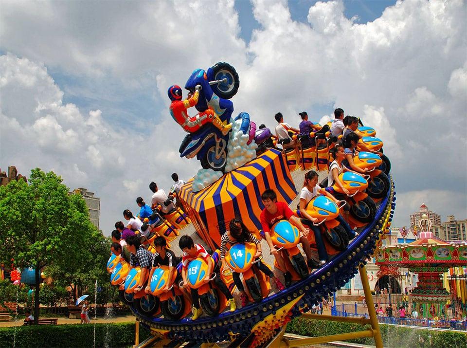 disco ride for sale goldlion amusement park rides for sale. Black Bedroom Furniture Sets. Home Design Ideas