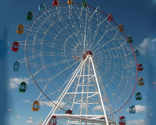 big ferris wheel to purchase from Goldlion