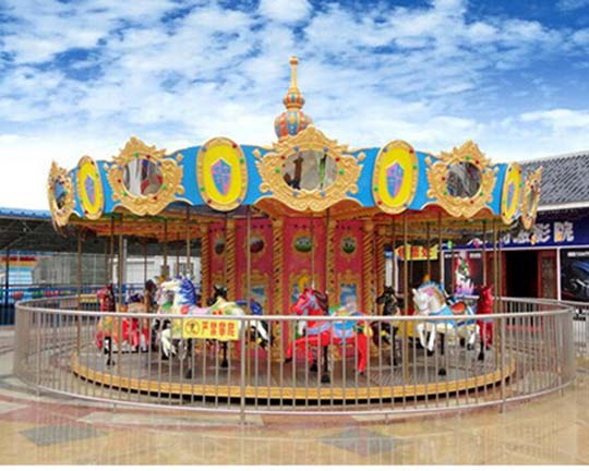 merry go round manufacturers china