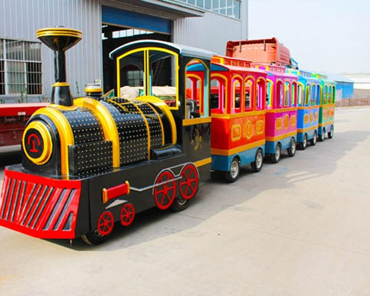 buy amusement park trackless trains for sale