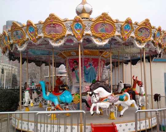 large carousel horses for sale