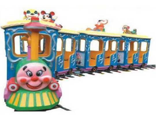 hot sale track train rides cheap - amusement ride supplier