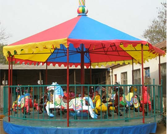 mini carousel ride for sale