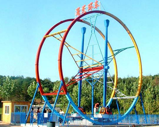best selling ferris ring carnival rides with lower prices in Goldlion group