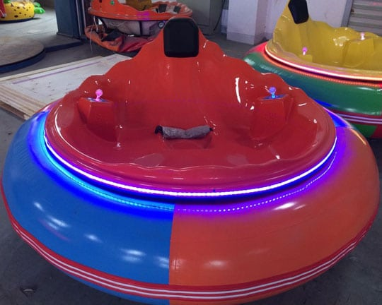 inflatable remote control bumper car