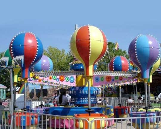 Goldlion Samba Balloon Carnival Rides for Sale