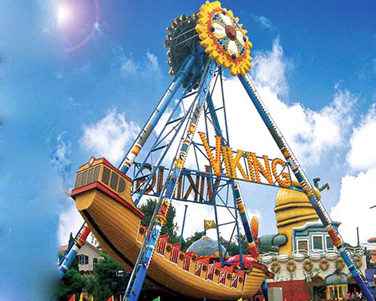 BAR-HDC16 Hot Sale Pirate Ship Amusement Rides Cheap