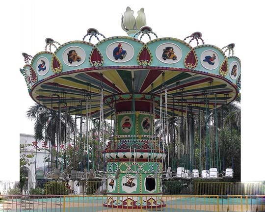 BAR-FY32d Chair o Plane Fairground Ride with the Best Prices in Goldlion