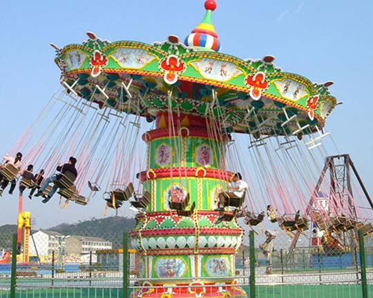 BAR-FY32b Quality Wave Swinger Fair Rides to Buy in Goldlion Amusement