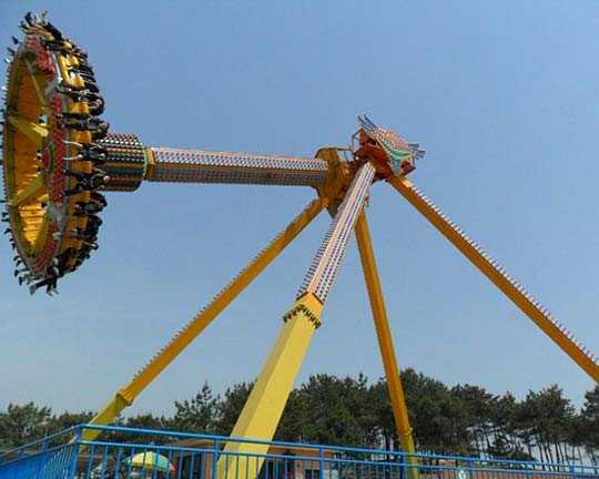 BAR-DBC30 Giant Pendulum Carnival Rides Cheap in Goldlion